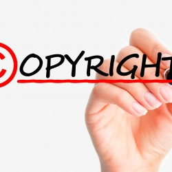 Copyright issues