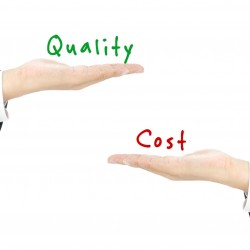 high quality and low cost